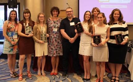 CAM Award Winners 2015