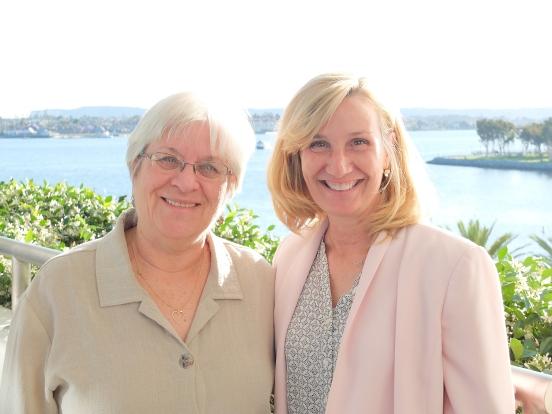 ICA-CAM Senior Scholars - Dafna Lemish (2012) & Amy Jordan (2016)